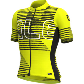 Alé Cycling PRR Horizon SS Jersey Men, fluo yellow